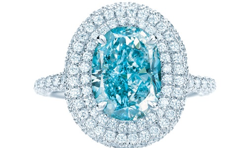Tiffany anniversary blue